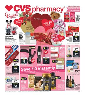 CVS Weekly Ad Deals Feb 10 16 2019