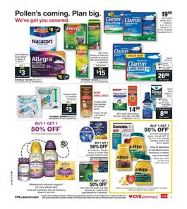CVS Weekly Ad Pharmacy Feb 24 Mar 2 2019