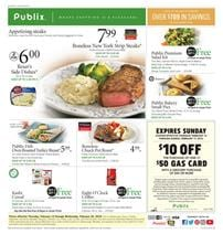 Publix Weekly Ad Grocery Sale Feb 14 20 2019