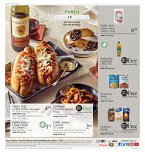 Publix Weekly Ad Grocery Sale Feb 28 Mar 6 2019