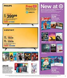 Target Weekly Ad Electronic Deals Feb 24 Mar 2 2019