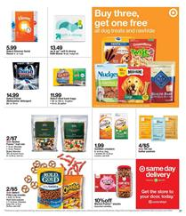 Target Weekly Ad Grocery Deals Feb 10 16 2019
