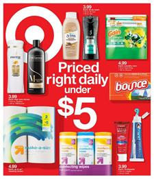 Target Weekly Ad Household Supplies Feb 17 23 2019