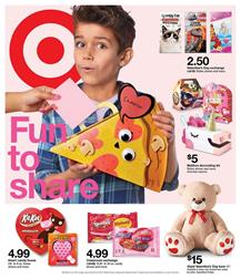 Target Weekly Ad Kids Fun Feb 3 9 2019