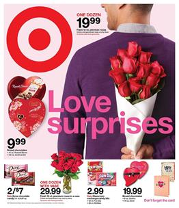 Target Weekly Ad Valentines Day Gifts Feb 10 16 2019