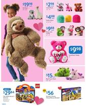 Walmart Ad Valentines Day Gifts Feb 14