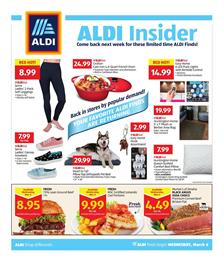 ALDI Insider Ad Home Office Deals Mar 6 12 2019