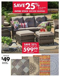 Big Lots Ad March Patio Sale 2019