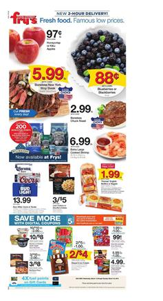 Frys Weekly Ad Digital Coupons Mar 13 19 2019