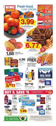 King Soopers Ad Mix and Match Sale Mar 27 Apr 2 2019