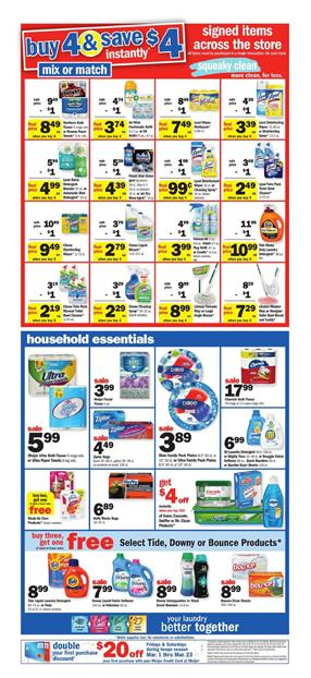 Meijer Ad Home Products Mar 3 9 2019