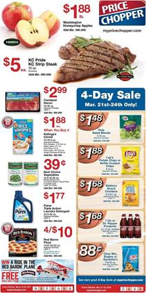 Price Chopper Ad Grocery Sale March 2019