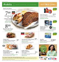 Publix Weekly Ad Grocery Sale Mar 28 Apr 3 2019