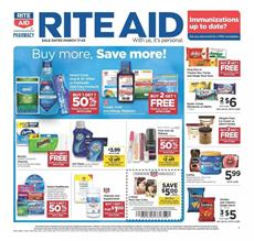 Rite Aid Ad BOGO Deals March 2019