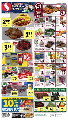 Safeway Weekly Ad Deals Mar 13 19 2019