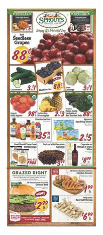 Sprouts Weekly Ad Deals Mar 13 20 2019