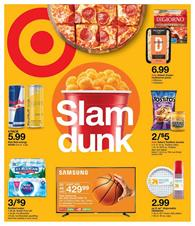 Target Weekly Ad Basketball Games Snacks Mar 17 23 2019