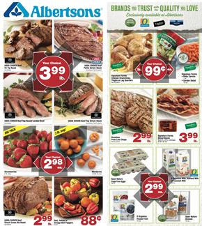 Albertsons Weekly Ad Preview Grocery Sale Apr 24 30 2019