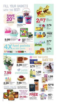 Frys Weekly Ad Easter Deals Apr 17 23 2019
