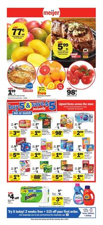 Meijer Weekly Ad Non Food Sale Apr 28 May 4 2019