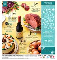 Publix Weekly Ad Easter Grocery Sale Apr 11 17