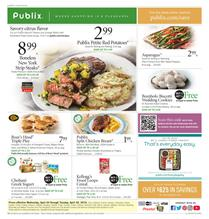 Publix Weekly Ad Grocery Sale Apr 24 30 2019