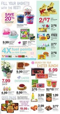 Ralphs Weekly Ad Easter Deals Apr 17 23 2019