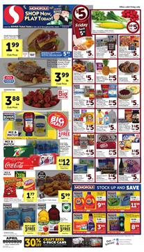 Safeway Weekly Ad Deals Apr 3 9 2019