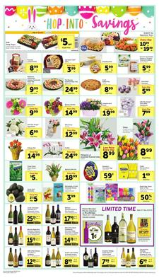 Safeway Weekly Ad Easter Sale Apr 17 23 2019