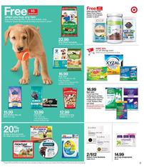 Target Weekly Ad Health Care Mar 31 Apr 6 2019