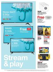 Target Weekly Ad Home Electronics Apr 21 27 2019
