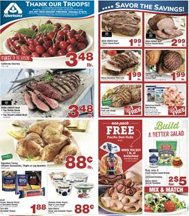 Albertsons Ad Preview May 15 21 2019
