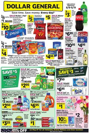 Dollar General Ad Snack Sale May 12 18 2019