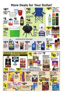 Dollar General Weekly Ad Household May 12 18 2019