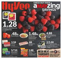 Hyvee Weekly Ad Grocery Sale May 1 7 2019