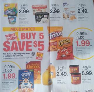 Kroger Ad Preview Mix and Match Sale May 8 14 2019