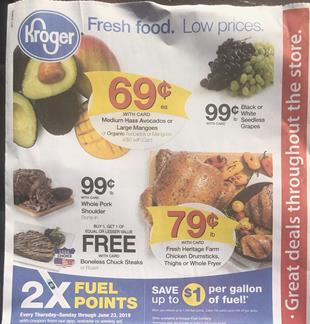 Kroger Weekly Ad Preview May 29 Jun 4 2019