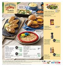 Publix Weekly Ad BOGO Free Grilling May 15