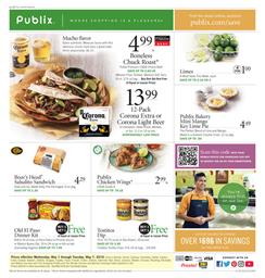 Publix Weekly Ad Grocery Sale May 1 7 2019