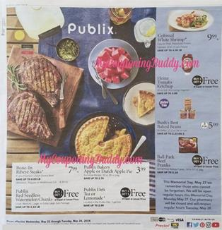 Publix Weekly Ad Preview Deals May 22 28 2019