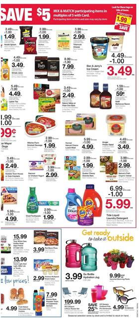 Ralphs Ad Mix and Match Sale May 15 21 2019