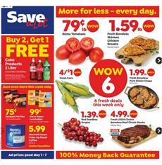 Save a Lot Weekly Ad Cinco De Mayo May 1 7 2019