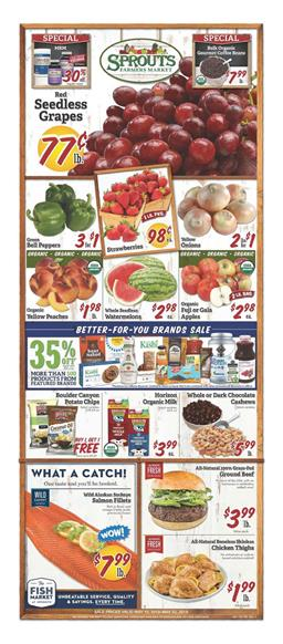 Sprouts Weekly Ad Deals May 15 21 2019