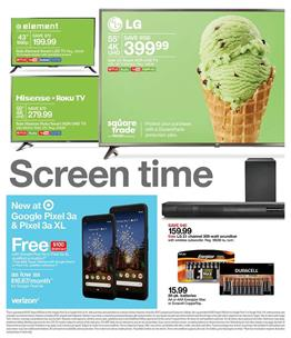 Target Ad Electronic Sale May 12 18 2019