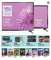 Target Weekly Ad Electronic Sale May 5 11 2019
