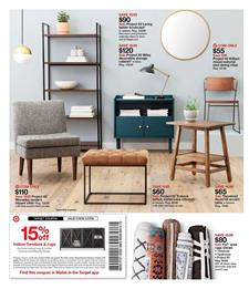 Target Weekly Ad Home May 19 25 2019