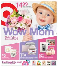 Target Weekly Ad Mothers Day Gifts May 5 11 2019