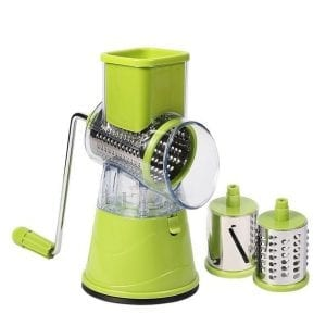 3 Blades Manual Vegetable Slicer