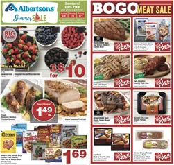 Albertsons Weekly Ad Preview Deals Jun 5 11 2019