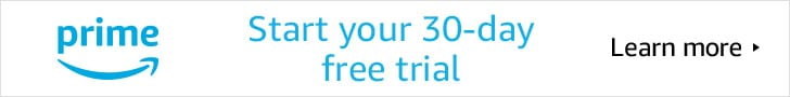 Amazon Prime 30 day Trial